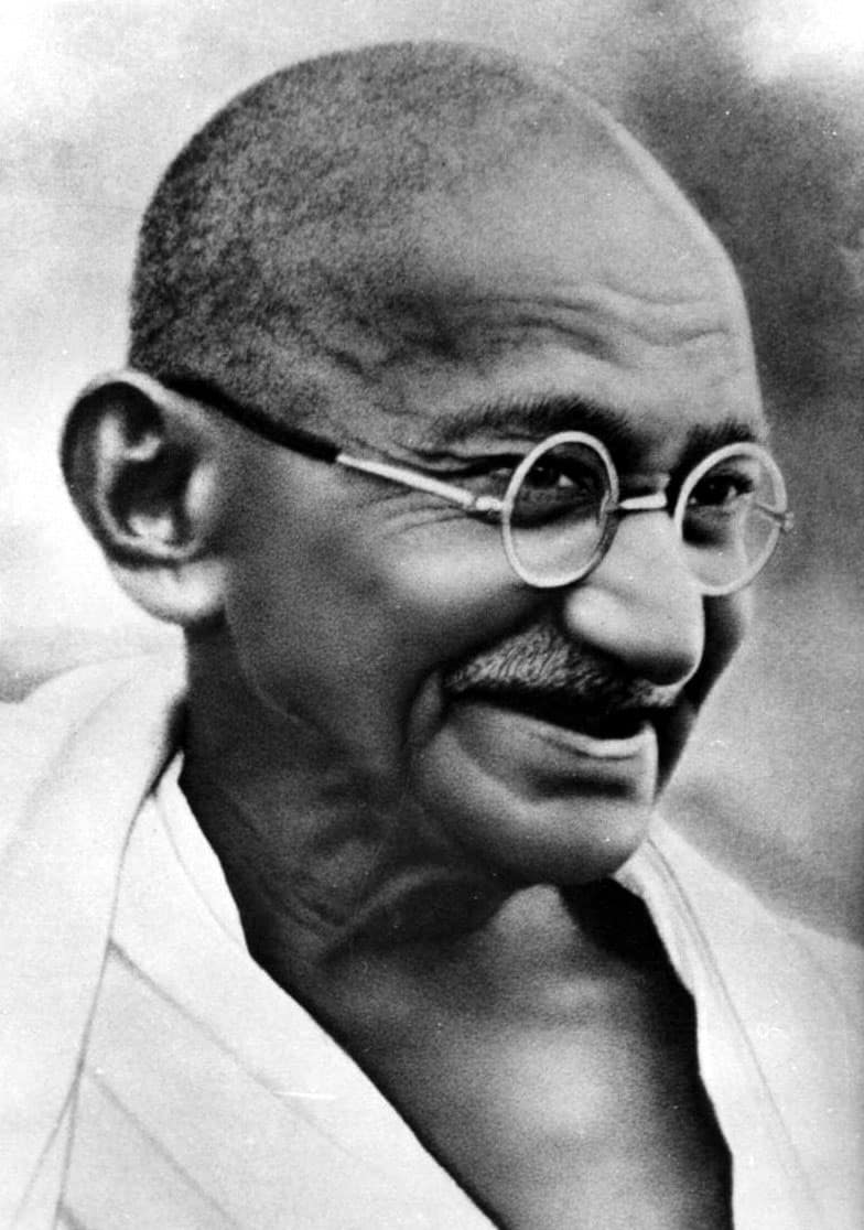 mohandas karamchand mahatma gandhi Creator:mohandas k gandhi important note: according to indian copyright law , all photographs and sound recordings are in the public domain 60 years after the date of publication this also applies to countries which use the rule of shorter term.