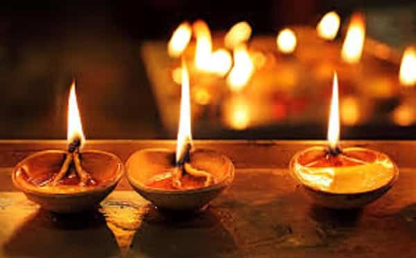 The Day Starts For A Number Of Traditionalists With Lighting Lamp Be It Conventional Diya Or Its More Contemporary Avatars Including
