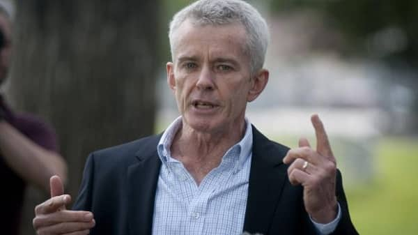 Senator Malcolm Roberts confirms British renunciation letter received after election