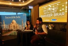 Ranveer Brar.Indian Link