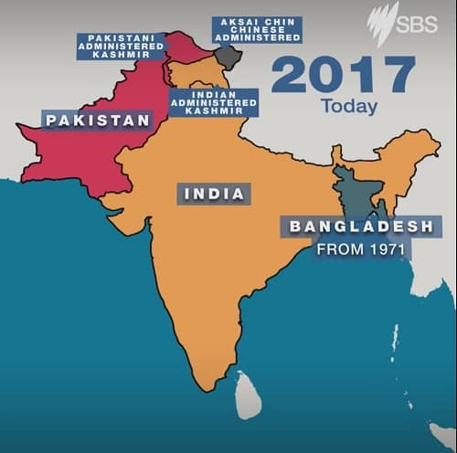 SBS new map.Indian Link