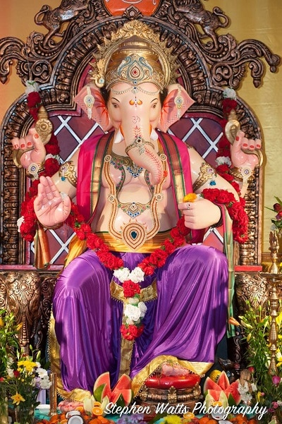 Joined In The Festivities Of 2017 Arts And Cultural Ganesh Festival An Energy Packed Two Day Event Celebrating Birth Lord Ganesha Presented