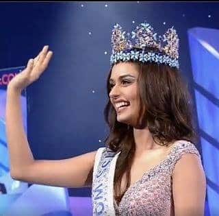 Manushi Chhillar.Indian Link