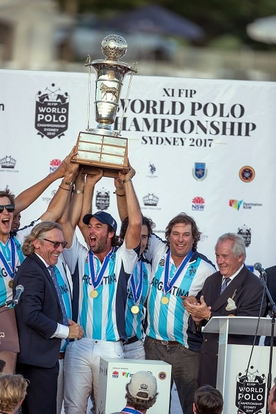 World Polo Championships.Indian Link