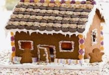 Gingerbread House.Indian Link