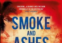 Abir Mukerjee Smoke And Ashes.Indian Link