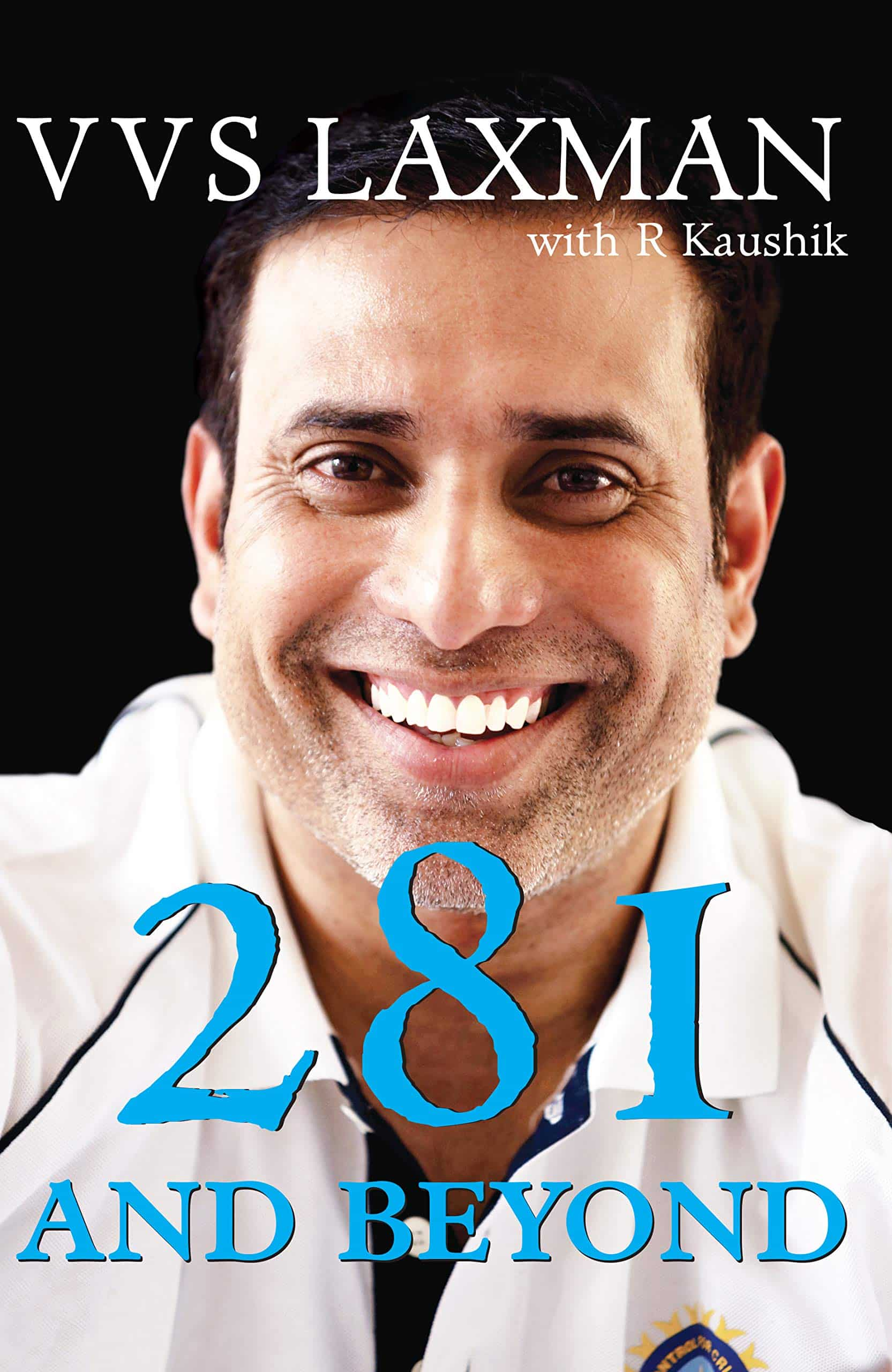 Laxman Biography Book.Indian Link