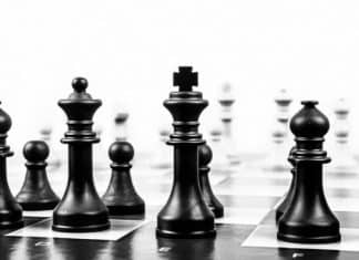 Chess. Indian Link