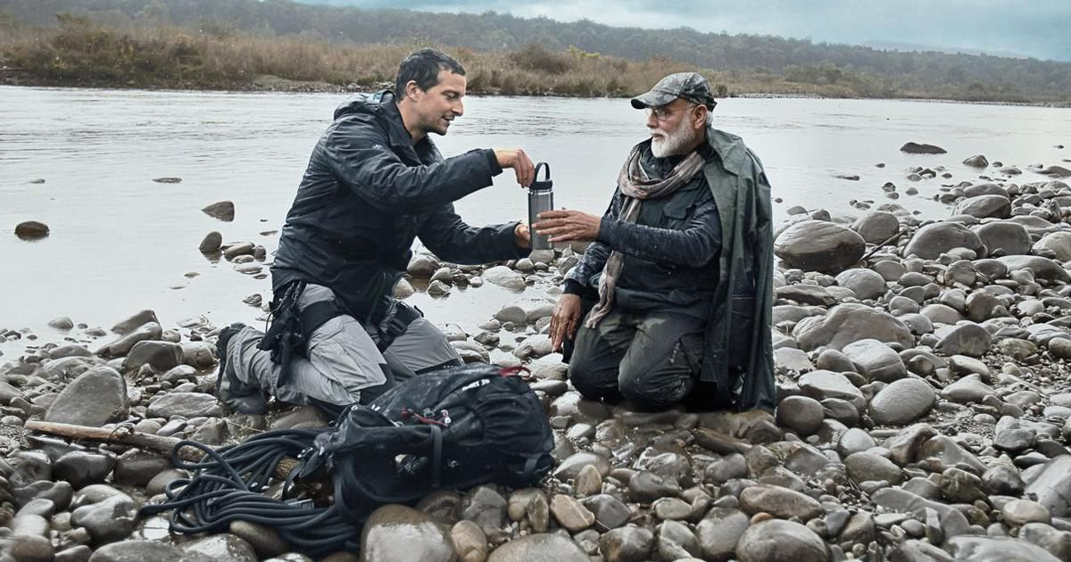 PM Narendra Modi to feature on Man Vs Wild on August 12