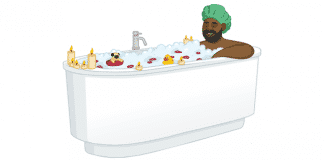 Man-In-Bubble-Bath.indian link