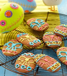 Easter chocolate treat