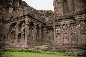 Ajanta and Ellora cave- Maharashtra