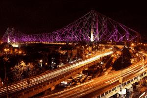 Howrah Bridge- West Bengal