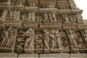 Khajuraho temple- Madhya Pradesh