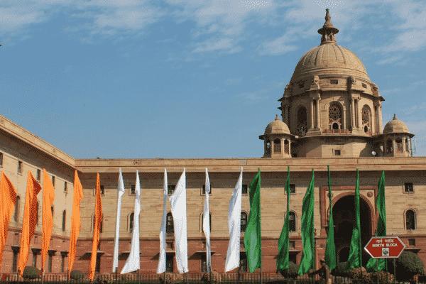 Rashtrapati Bhavan- Delhi