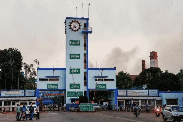 Steel plant- Chhattisgarh