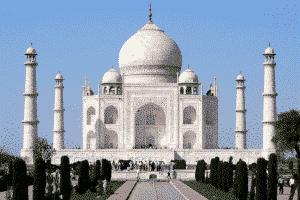 Taj Mahal- Uttarakhand