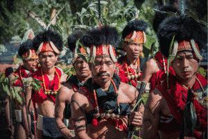 Tribes- Nagaland