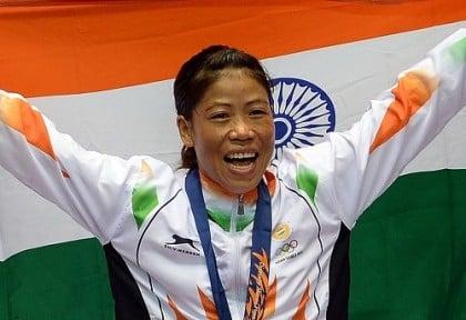Mary Kom- Manipur