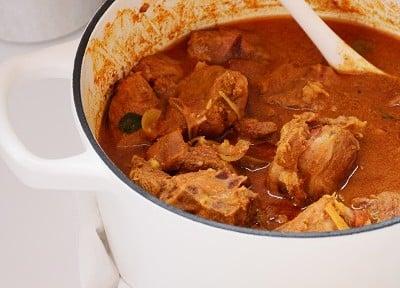 spicy sunday roast recipe