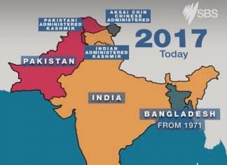 SBS map.Indian Link