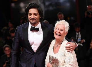 judi dench and ali fazal.Indian Link