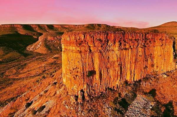 Cockburn Range, The Kimberley