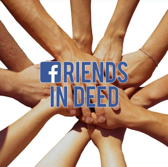 Facebook friends.Indian Link