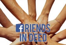 Facebook friends.Indian Link