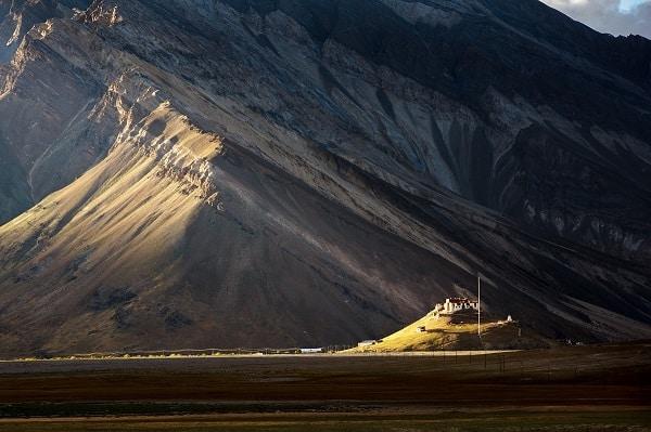 Rangdum monastery.IndianLink