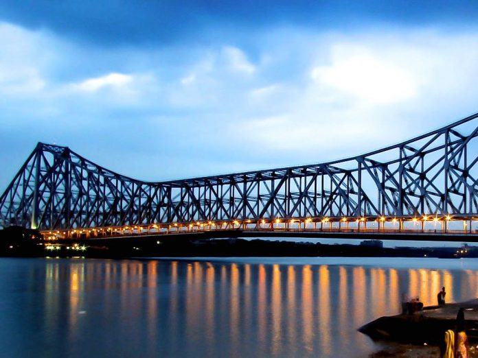 Howrah Bridge.Indian Link