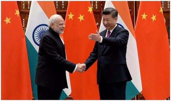 Modi and Jinping.Indian Link