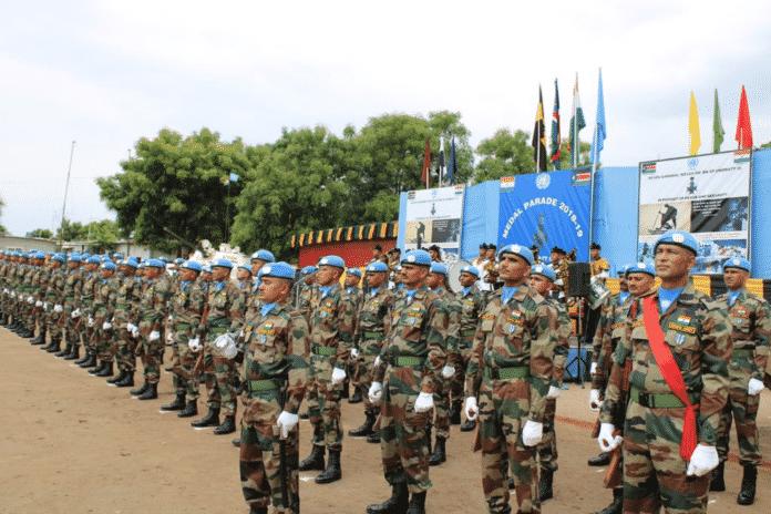 Indian Battalion.Indian Link
