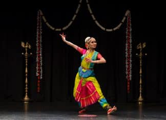 Sanidhya dance.Indian Link