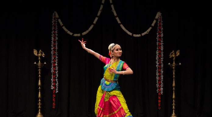 Sanidhya dance.Indian Link