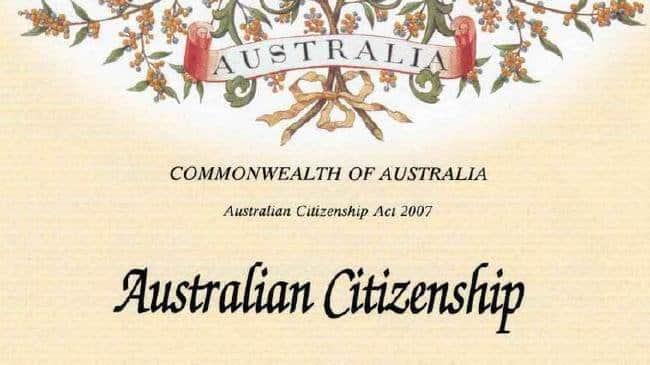 how to be an australian citizen