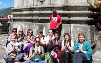 yoga retreat.Indian Link