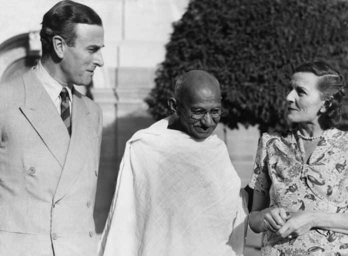 Gandhi.Indian Link