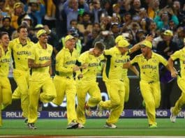 Cricket Australia. Indian Link