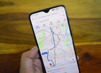 Google Maps.Indian Link