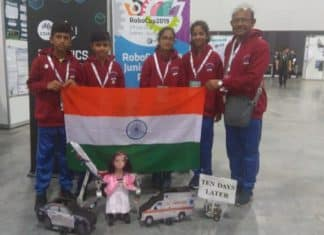 Robotics.Indian Link
