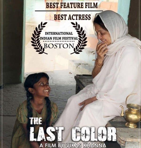 The Last Color by Vikas Khanna