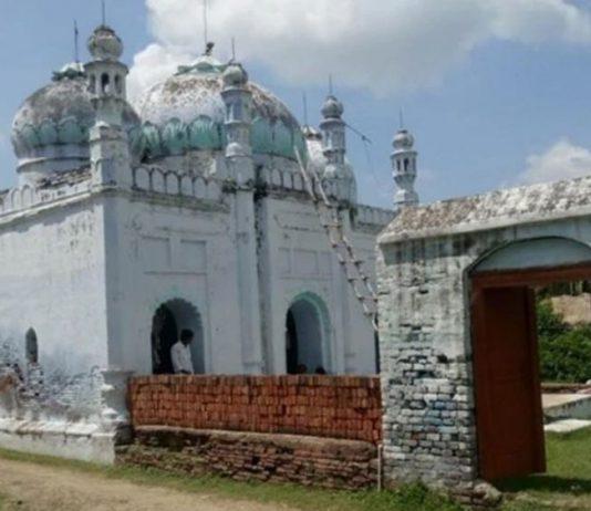 Mosque at Maadhi, Bihar.