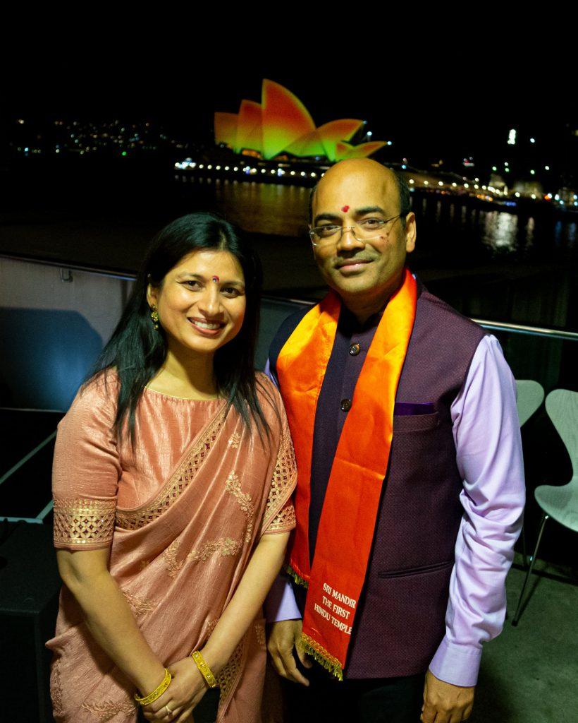 Manish Gupta, Consul General of India (Sydney)