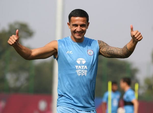 Tim Cahill at Jamshedpur FC