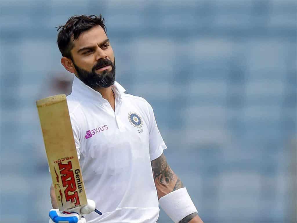 Indian Cricket Team Captain: Virat Kohli