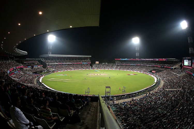Eden Gardens Cricket stadium Kolkatta