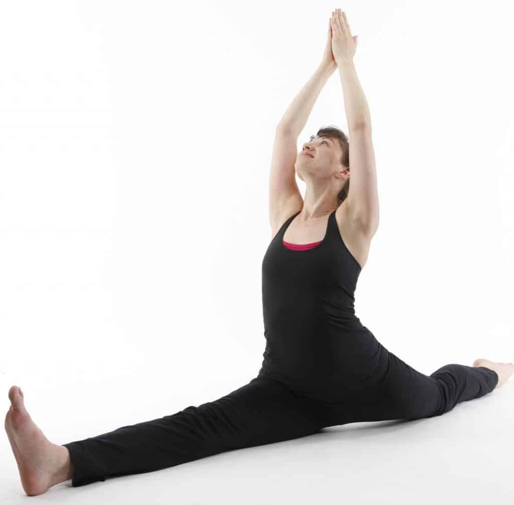 Yoga asanas can help curb sleeplessness