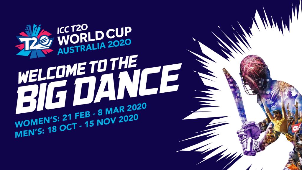 ICC T20 World Cup Australia 2020
