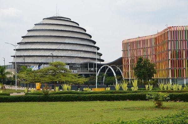 Rwanda's capital Kigali